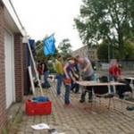 Medewerkers AlleeWonen aan de slag in Breda
